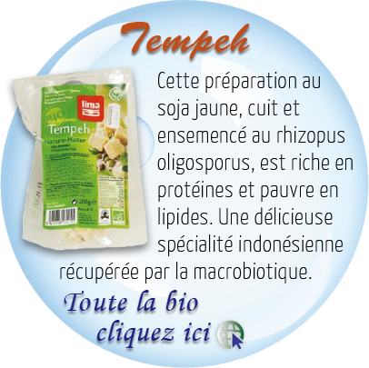 Tempeh-ad