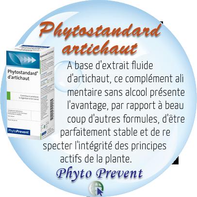 Phytostandard artichaut