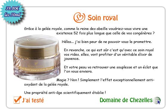 Soin-royal