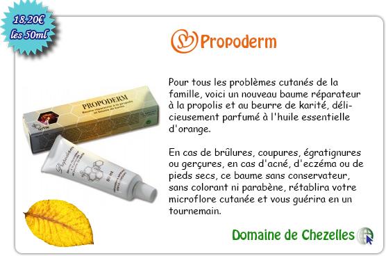 propoderm